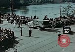 Image of Russian troops Prague Czechoslovakia, 1945, second 6 stock footage video 65675046387