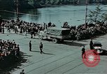 Image of Russian troops Prague Czechoslovakia, 1945, second 7 stock footage video 65675046387