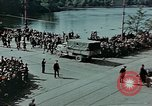 Image of Russian troops Prague Czechoslovakia, 1945, second 8 stock footage video 65675046387