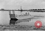 Image of Test of Higgins Boat using tractor Louisiana United States USA, 1941, second 9 stock footage video 65675046394