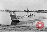 Image of Test of Higgins Boat using tractor Louisiana United States USA, 1941, second 10 stock footage video 65675046394
