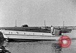 Image of Higgins Boats Louisiana United States USA, 1941, second 4 stock footage video 65675046396