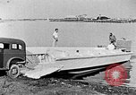 Image of Higgins Boats Louisiana United States USA, 1941, second 10 stock footage video 65675046396