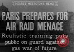 Image of training against air raid Paris France, 1935, second 3 stock footage video 65675046407