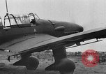 Image of Stuka dive bombers Europe, 1940, second 4 stock footage video 65675046411