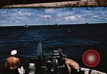 Image of USS Bayfield Pacific Ocean, 1945, second 1 stock footage video 65675046440