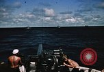 Image of USS Bayfield Pacific Ocean, 1945, second 6 stock footage video 65675046440