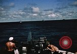Image of USS Bayfield Pacific Ocean, 1945, second 8 stock footage video 65675046440