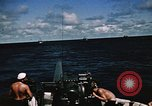 Image of USS Bayfield Pacific Ocean, 1945, second 9 stock footage video 65675046440