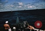 Image of USS Bayfield Pacific Ocean, 1945, second 11 stock footage video 65675046440