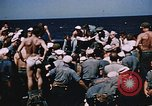 Image of USS Bayfield Pacific Ocean, 1945, second 4 stock footage video 65675046442