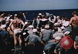 Image of USS Bayfield Pacific Ocean, 1945, second 5 stock footage video 65675046442