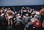 Image of USS Bayfield Pacific Ocean, 1945, second 6 stock footage video 65675046442