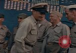 Image of U.S. Aircraft Carrier Pacific Ocean, 1945, second 9 stock footage video 65675046448