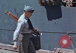 Image of Coast Guard Chief Petty Officer photographer Pacific Theater, 1945, second 7 stock footage video 65675046451