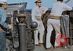 Image of United States Coast Guard Captain Pacific Theater, 1945, second 10 stock footage video 65675046453