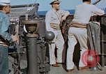 Image of United States Coast Guard Captain Pacific Theater, 1945, second 12 stock footage video 65675046453