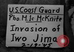 Image of D Day on Iwo Jima Iwo Jima, 1945, second 2 stock footage video 65675046468