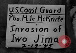 Image of D Day on Iwo Jima Iwo Jima, 1945, second 3 stock footage video 65675046468