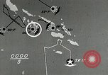 Image of Training film about battle of coral sea Pacific Ocean, 1950, second 7 stock footage video 65675046478