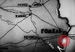 Image of Battle of Gomel Russia, 1943, second 4 stock footage video 65675046483