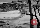 Image of Captured Japanese Airfield Munda New Georgia Solomon Islands, 1943, second 6 stock footage video 65675046492