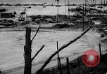 Image of Captured Japanese Airfield Munda New Georgia Solomon Islands, 1943, second 12 stock footage video 65675046492