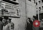 Image of Mount Vesuvius Italy, 1944, second 8 stock footage video 65675046494
