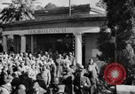 Image of ruins of Pompeii Italy, 1944, second 4 stock footage video 65675046496
