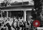 Image of ruins of Pompeii Italy, 1944, second 5 stock footage video 65675046496