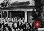 Image of ruins of Pompeii Italy, 1944, second 6 stock footage video 65675046496
