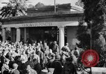 Image of ruins of Pompeii Italy, 1944, second 8 stock footage video 65675046496