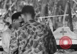 Image of confession and mass Bougainville Island Papua New Guinea, 1944, second 1 stock footage video 65675046499
