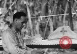 Image of confession and mass Bougainville Island Papua New Guinea, 1944, second 6 stock footage video 65675046499