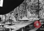 Image of confession and mass Bougainville Island Papua New Guinea, 1944, second 9 stock footage video 65675046499
