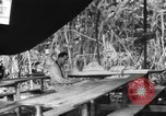 Image of confession and mass Bougainville Island Papua New Guinea, 1944, second 10 stock footage video 65675046499