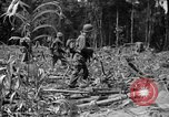 Image of 145th Infantry Regiment Solomon Islands, 1944, second 9 stock footage video 65675046506