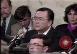 Image of Iran-Contra affair Washington DC USA, 1987, second 1 stock footage video 65675046512
