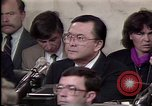 Image of Iran-Contra affair Washington DC USA, 1987, second 2 stock footage video 65675046512