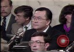 Image of Iran-Contra affair Washington DC USA, 1987, second 3 stock footage video 65675046512