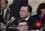 Image of Iran-Contra affair Washington DC USA, 1987, second 4 stock footage video 65675046512