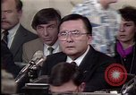 Image of Iran-Contra affair Washington DC USA, 1987, second 8 stock footage video 65675046512