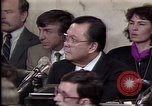 Image of Iran-Contra affair Washington DC USA, 1987, second 10 stock footage video 65675046512
