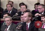 Image of Iran-Contra affair United States USA, 1987, second 1 stock footage video 65675046514