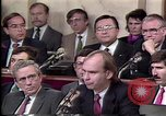 Image of Iran-Contra affair United States USA, 1987, second 4 stock footage video 65675046514
