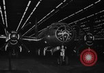 Image of B-29 aircraft in flight United States USA, 1944, second 1 stock footage video 65675046526