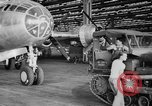 Image of B-29 aircraft in flight United States USA, 1944, second 9 stock footage video 65675046526
