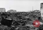 Image of Bomb damaged Tokyo Japan, 1945, second 11 stock footage video 65675046533