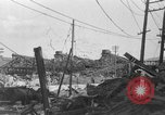 Image of Nagasaki atomic bomb strike damage Nagasaki Japan, 1945, second 10 stock footage video 65675046540
