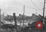 Image of Nagasaki atomic bomb strike damage Nagasaki Japan, 1945, second 12 stock footage video 65675046540